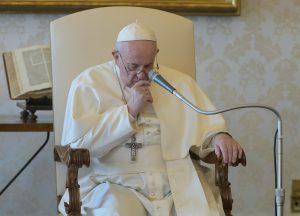 Audiencia general 11 marzo 2020, vía streaming © Vatican Media