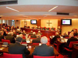Asamblea Plenaria, 3 marzo 2020 © Conferencia Episcopal Española