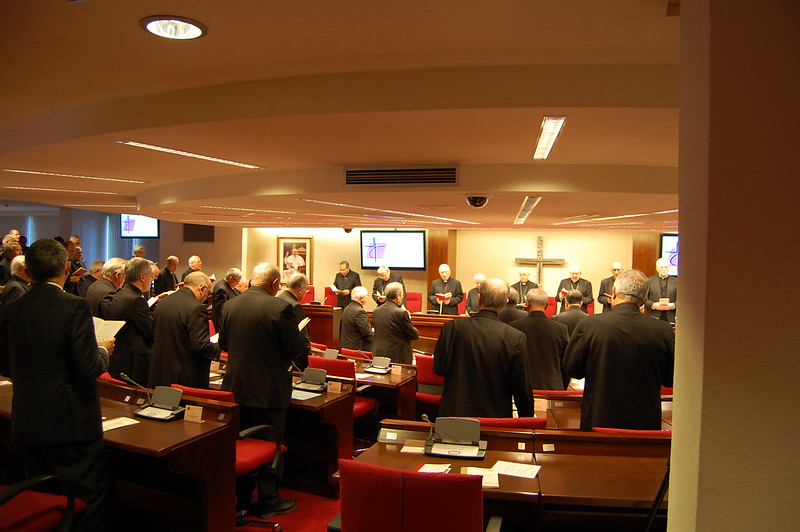 CXV Asamblea Plenaria, 3 marzo 2020 © Conferencia Episcopal Española