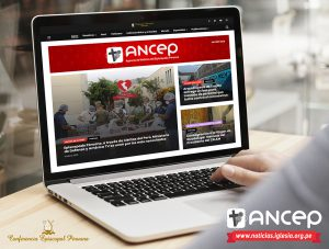 Nuevo portal ANCEP © Conferencia Episcopal Peruana