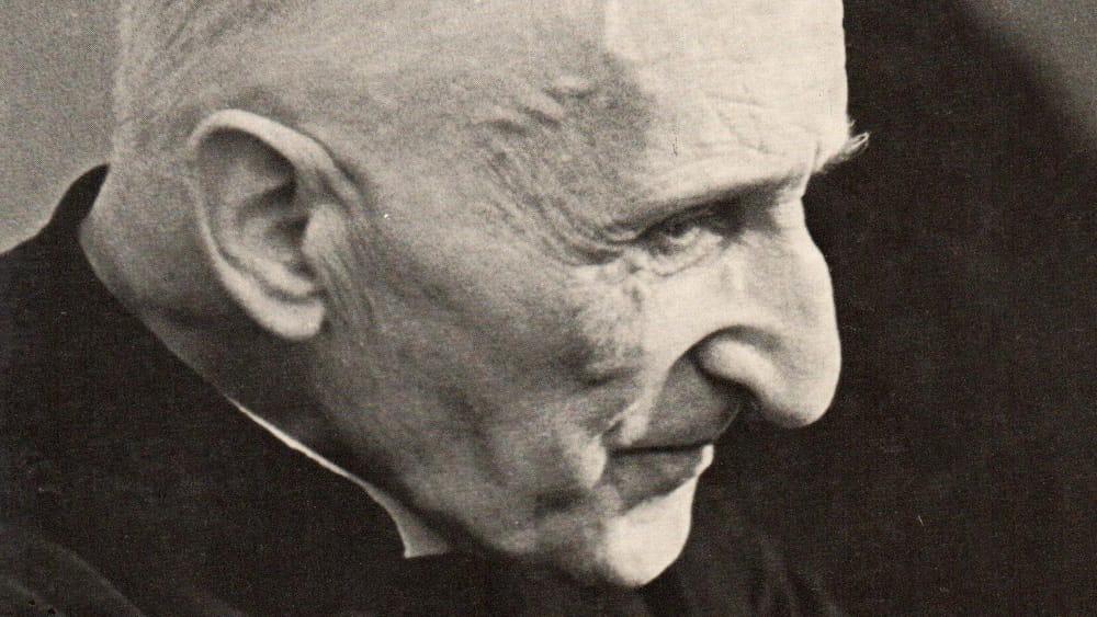 Don Emilio Recchia @ archives des pères Stimmatini de Vérone