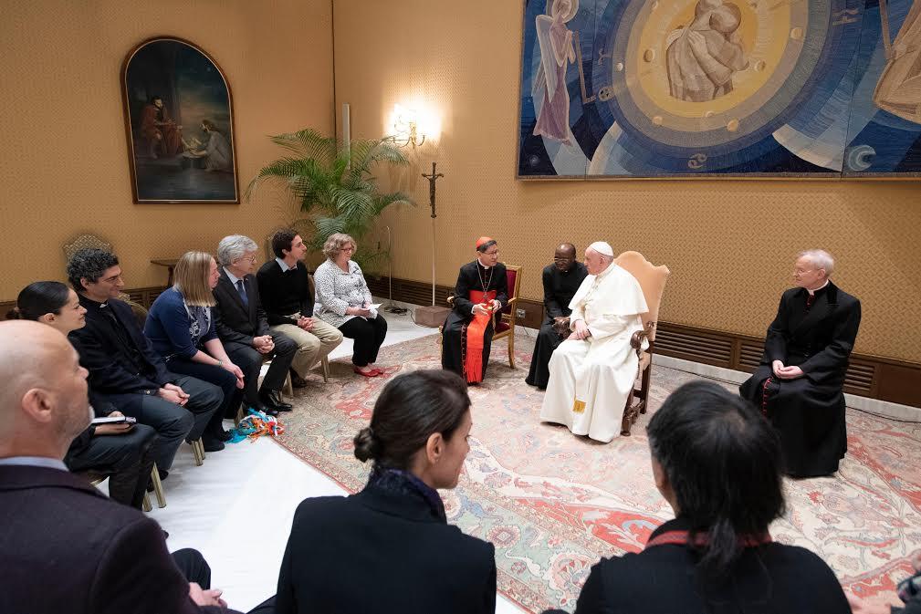 """Global Catholic Climate Movement"" © Vatican Media"