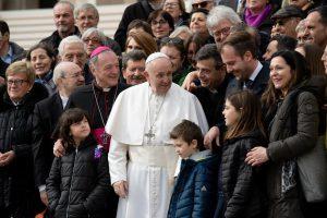 Audience générale, 26 février 2020 © Vatican Media