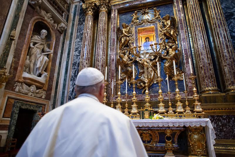 Sainte-Marie-Majeure © Vatican Media