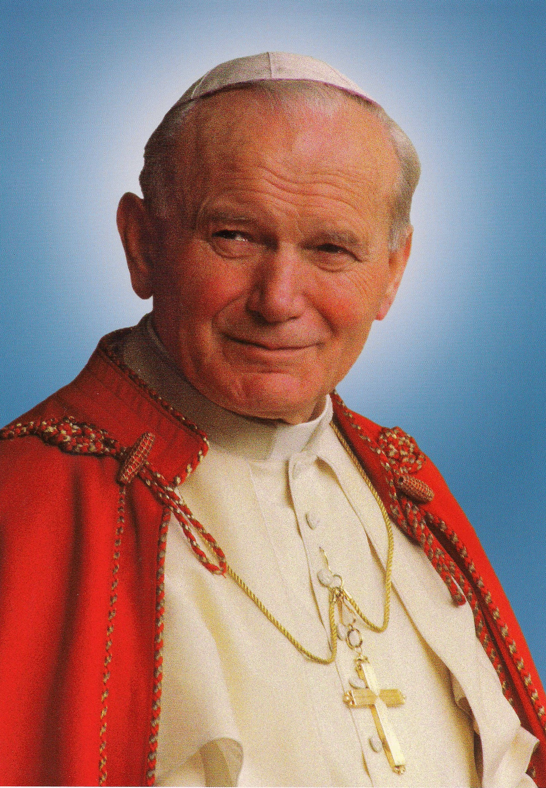 S. Jean-Paul II @ biografieonline.it