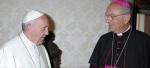 Mgr Ballin © Vatican Media